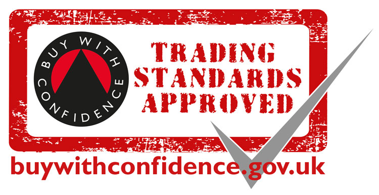 We are Trading Standards Approved